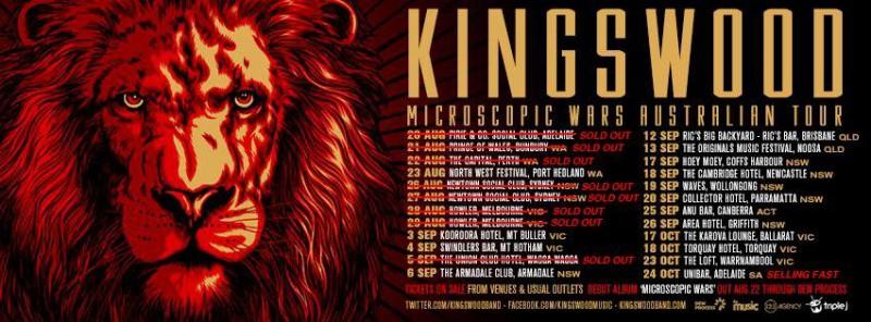 Kingswood dates