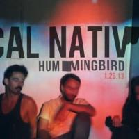 Local Natives_Hummingbird